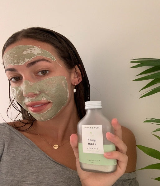 emma's skin care routine for getting rid of acne