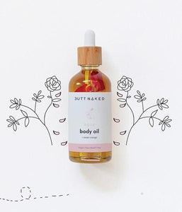 the naked benefits of using body oil