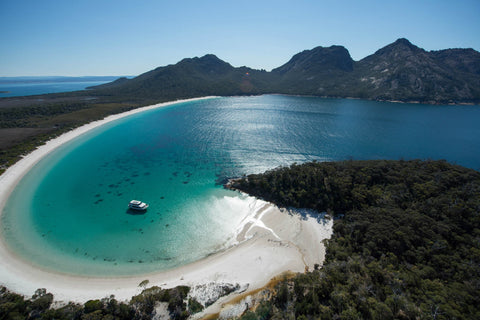 Wineglass Bay, Tasmania. Best beaches to visit in Australia