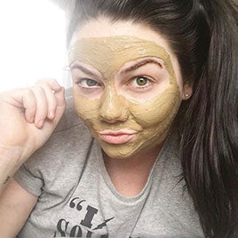 hemp face mask