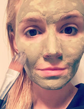 Load image into Gallery viewer, Vegan Hemp Skincare Clay face mask