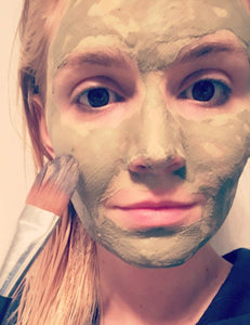 Vegan Hemp Skincare Clay face mask