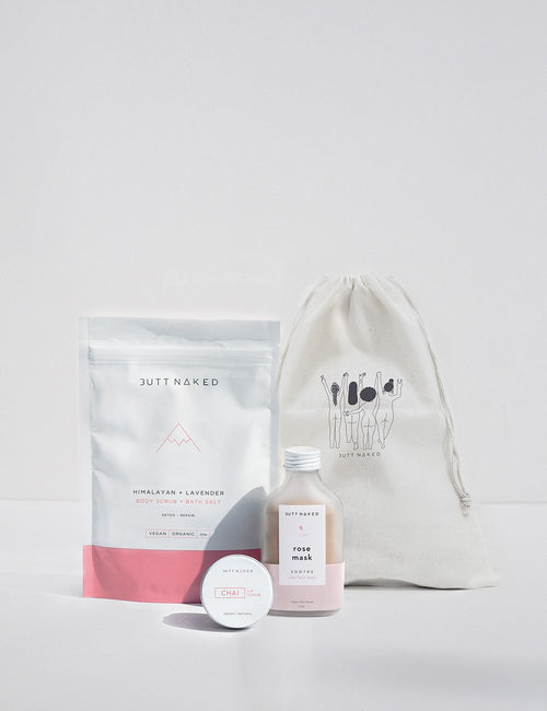 The Goddess Skincare pamper Kit