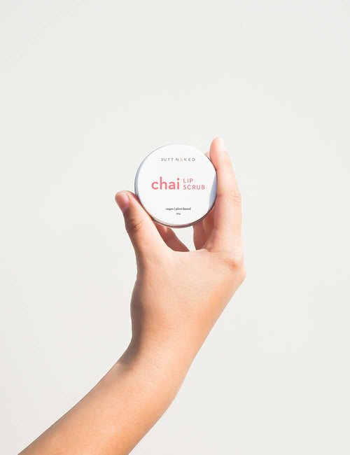 Chai Sugar Lip Scrub