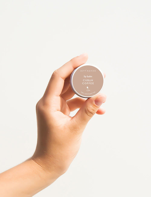 vegan Coffee Lip Balm
