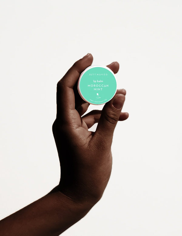 vegan Mint Lip Balm
