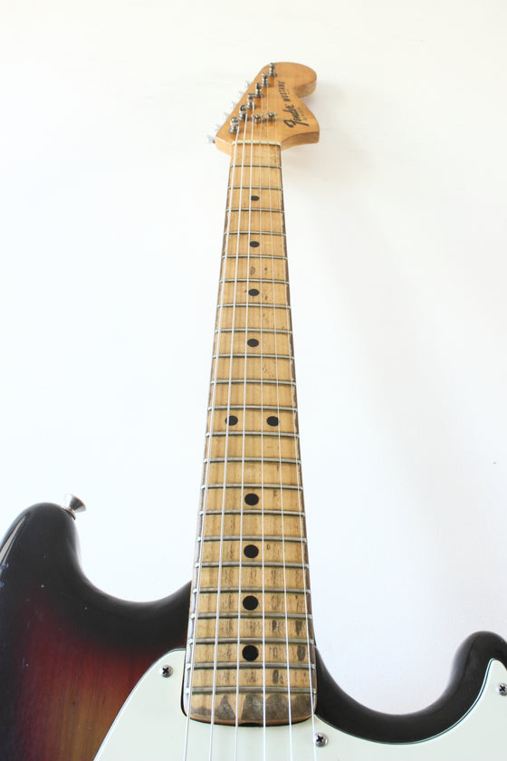 Fender Mustang Sunburst USA 1976