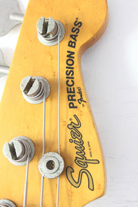 Squier MIJ Precision Bass JV-Serial SPB-55 Natural 1983