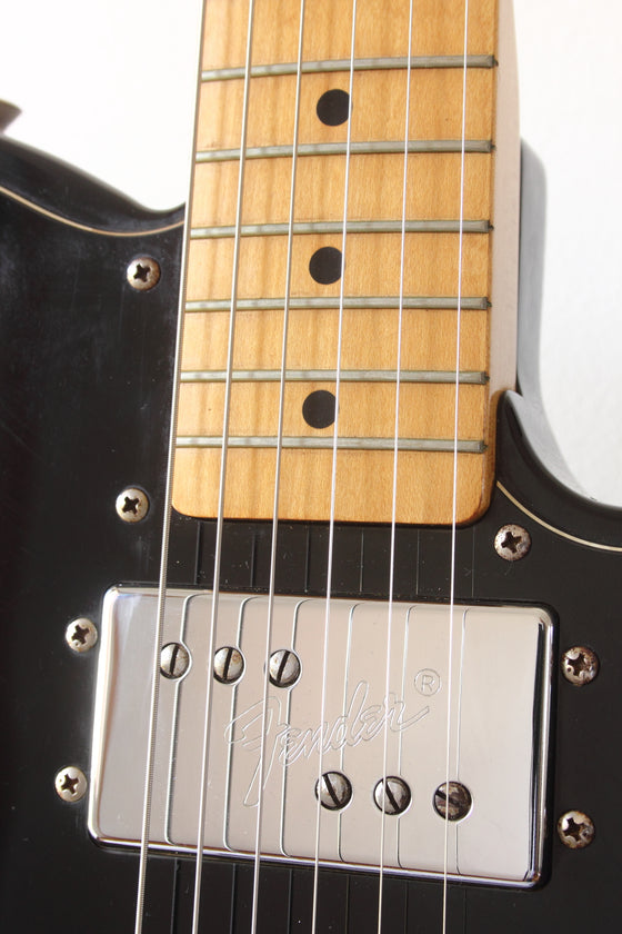 Fender '72 Reissue Telecaster Custom TC72-60 Black 1989/90