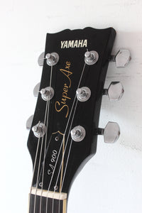 Yamaha SA900 Super Axe Semi-Hollow Black 1986