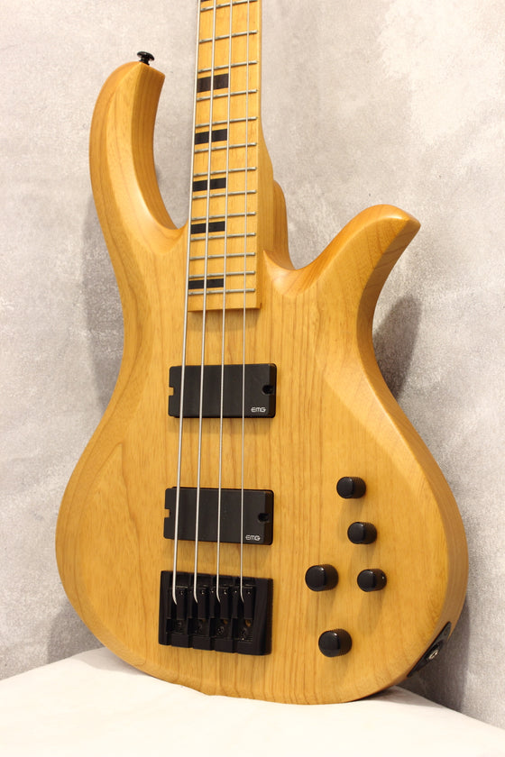 Schecter Riot-4 Session Bass Aged Natural Satin 2014