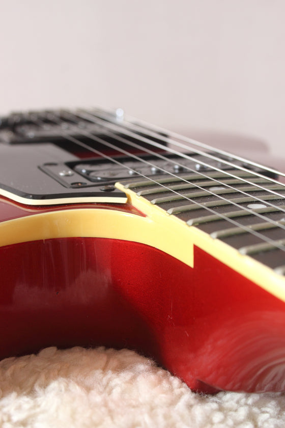 Yamaha SG510 Candy Apple Red 1984