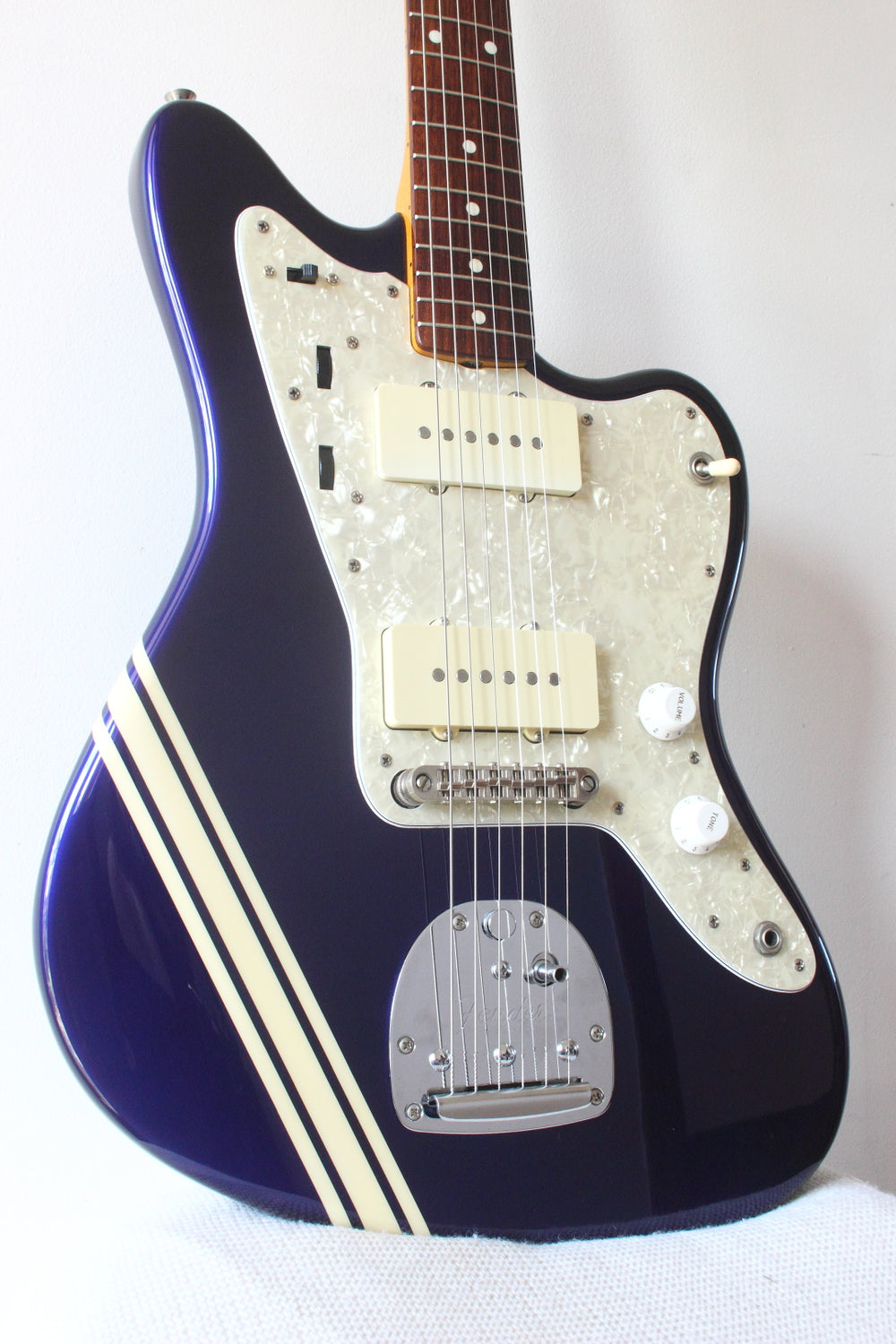 Fender Japan Jazzmaster JM66/CO Competition Jupiter Blue 2007-10