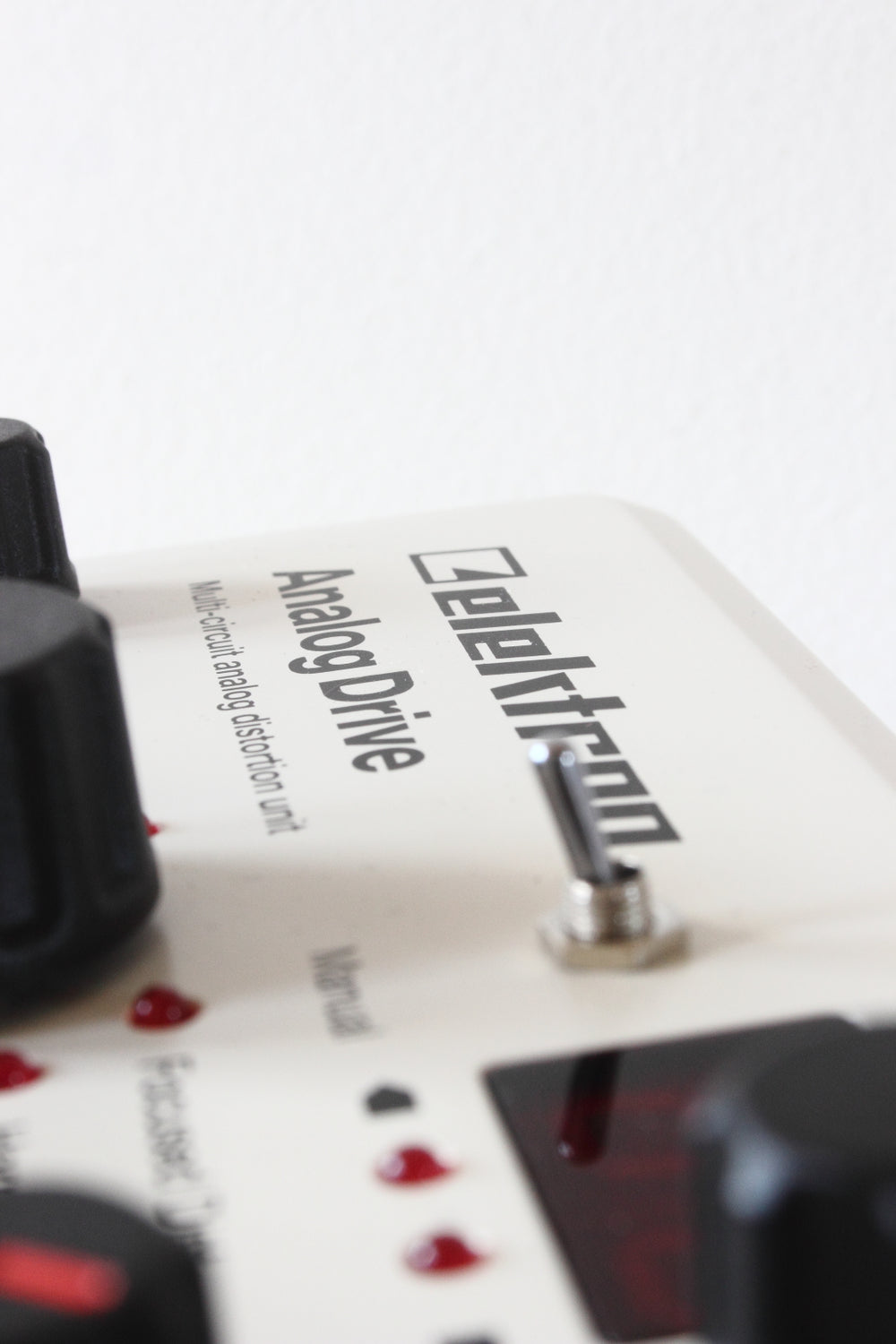 Elektron Analog Drive Multi-Circuit Analog Distortion Pedal