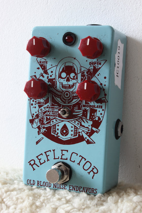 Old Blood Noise Endeavors Refelctor Chorus Pedal