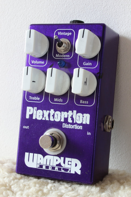 Wampler Plextortion Distortion Pedal