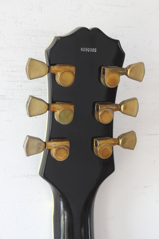 Epiphone Japan Les Paul Custom Ebony 2004