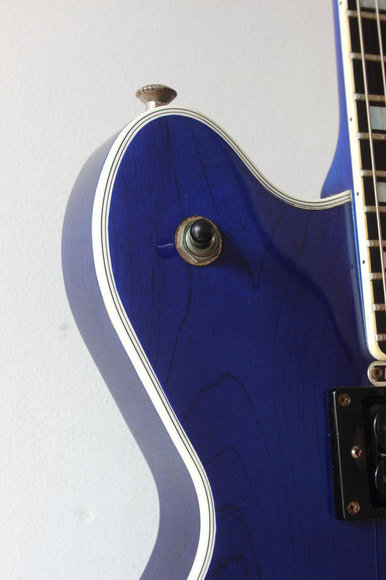 Maton MS2000 DLX Royal Blue 2008