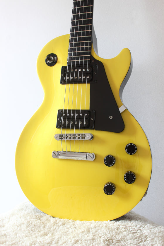 Gibson Les Paul Studio Limited Edition Metallic Yellow 2002