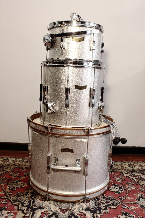 Ludwig Club Date Special Edition 'The Downbeat' Shell Pack