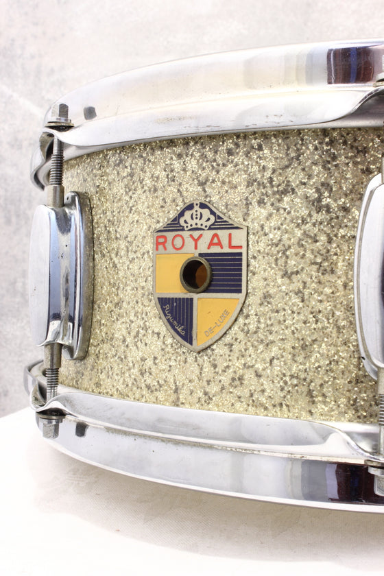 Royal 50-60s Steam Bent 14x5.5 Snare Drum