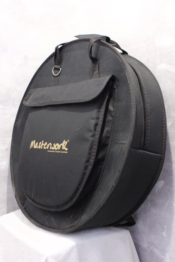 "Masterwork Cymbals 22"" Cymbal Bag with Back Straps"