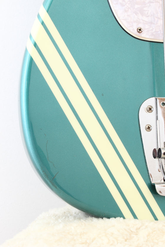 Fender Japan Mustang Bass MB98-SD Competition Ocean Turquoise 1997-00