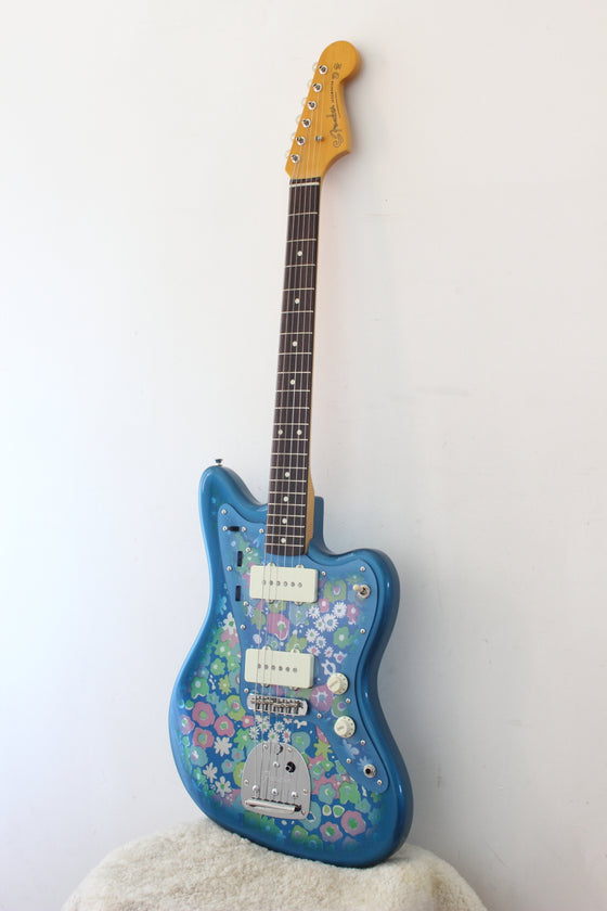 Fender Made in Japan Traditional 60s Jazzmaster Blue Flower 2018