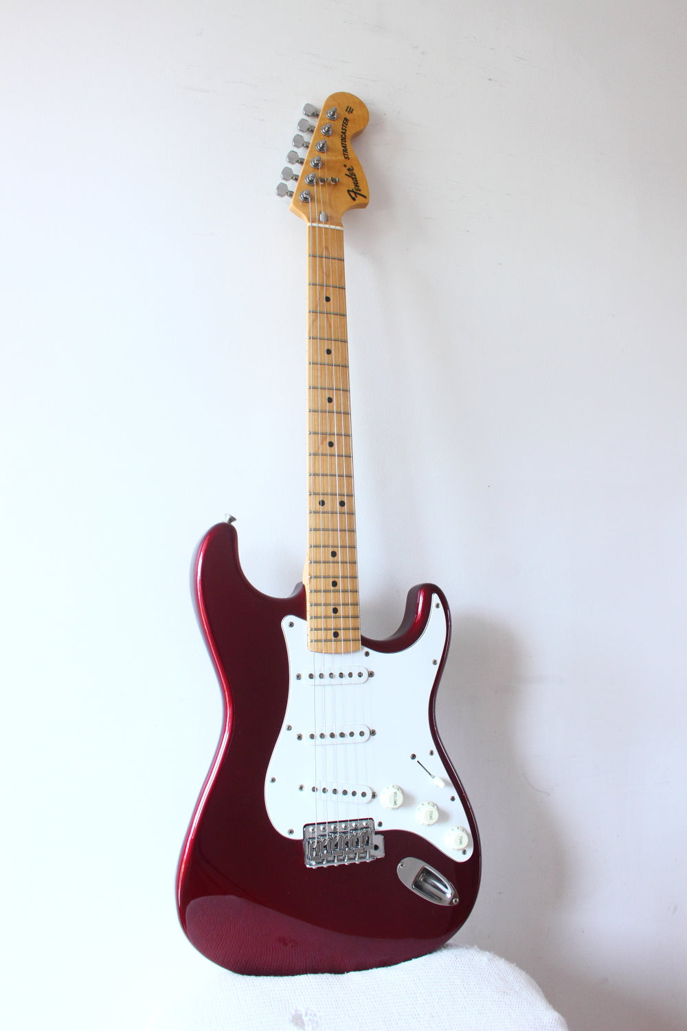 Fender Japan '72 Reissue Stratocaster ST72-58US Old Candy Apple 2004-05