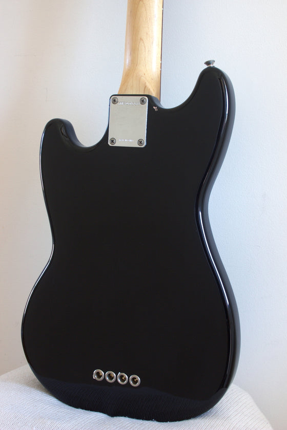 Squier Vista Series Musicmaster Bass Black 1997