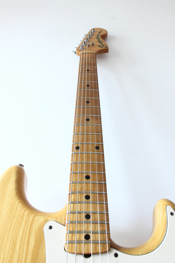 Yamaha SR-500 Super Rn'Roller Strat Copy Natural 1978