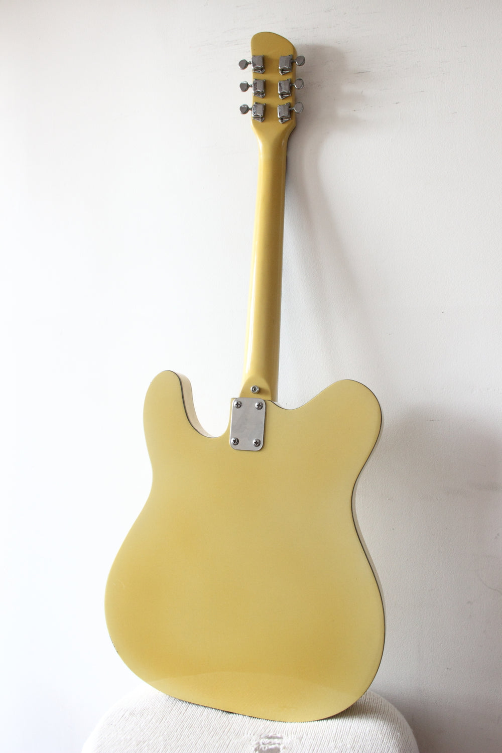 Greco KF-190 Hollow Body Yellow 1960s