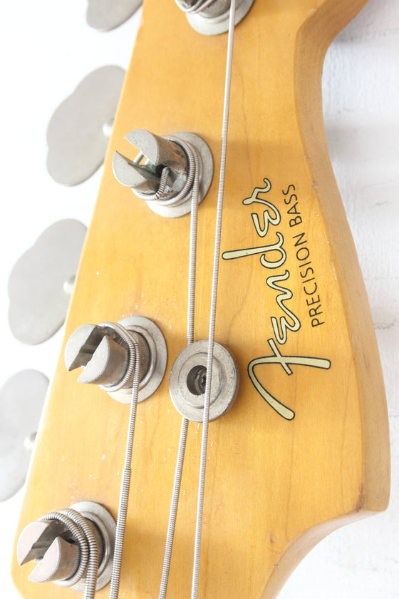 Fender Japan '57 Reissue Precision Bass PB57-55 Vintage White 1986/7
