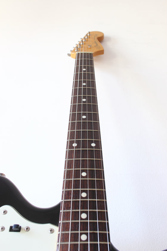 Fender Japan Jazzmaster JM66 Black 2010/11