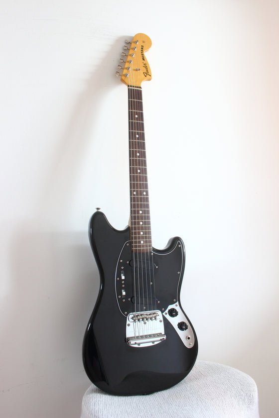 Fender Classic 70s Mustang Black 2015