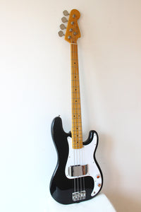 Fender Precision Bass '57 Reissue Black 2006-08