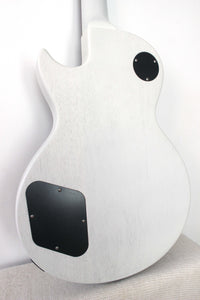 Used Greco ESG-85 LP Junior TV White