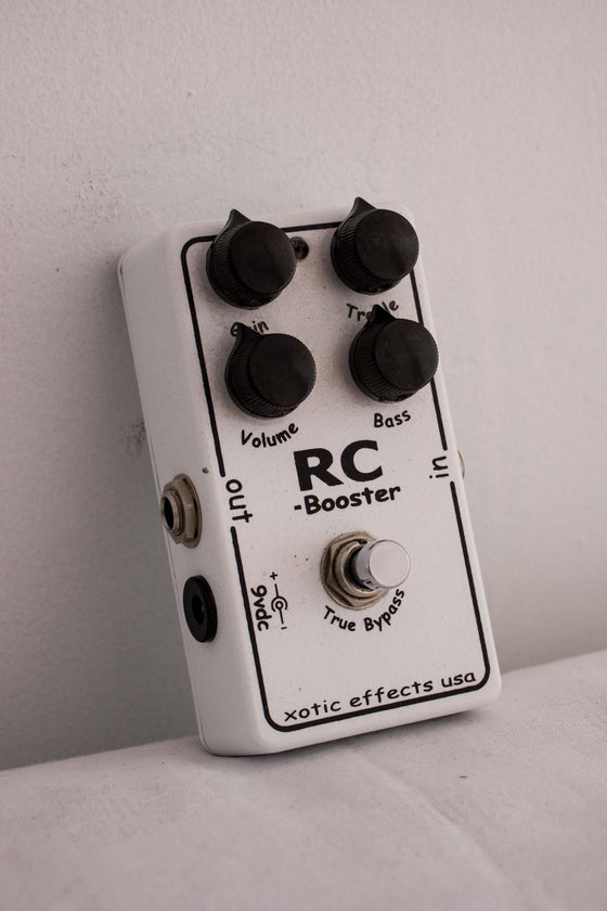 Xotic Effects RC Booster v1 Pedal