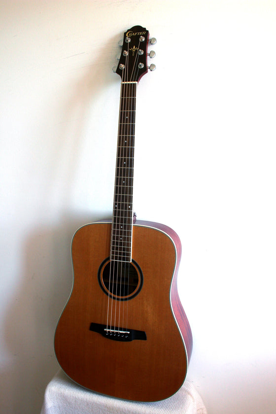 Used Crafter HD-1000 Dreadnought Acoustic