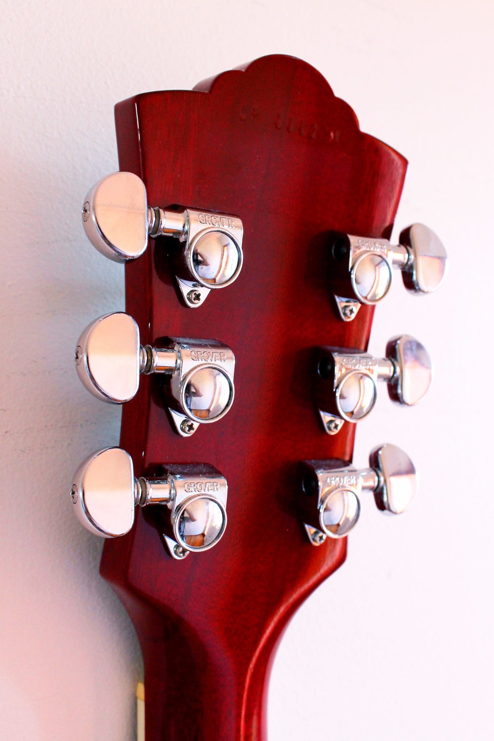 Used Guild Starfire III Cherry Red made in USA