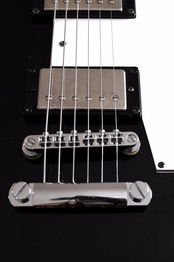 Used Epiphone 1958 Korina Explorer Black