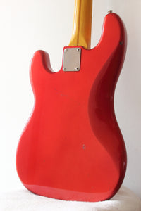 Fender Precision Bass '57 Reissue Candy Apple Red 1997-00