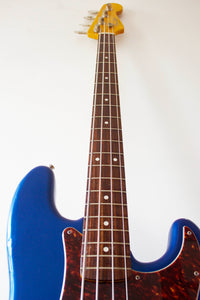 Fender '62 Reissue Precision Bass PB62-70US Metallic Blue Refinish 1999-02