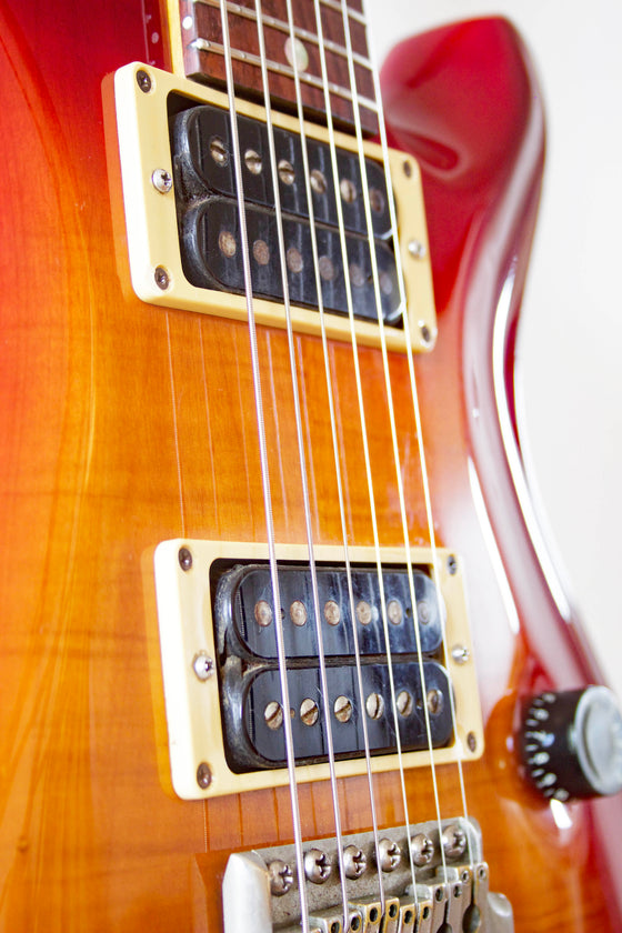 Paul Reed Smith CE24 Alder Cherry Sunburst 1988