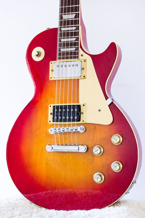 Yamaha Studio Lord SL500 LP Red Sunburst 1979