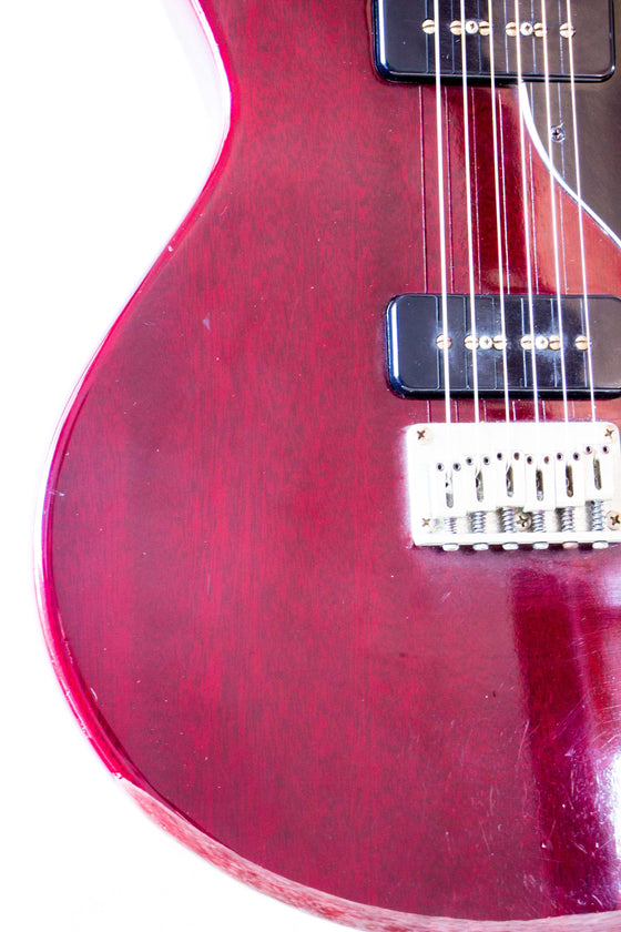Yamaha SG-RR Standard Wine Red 1989