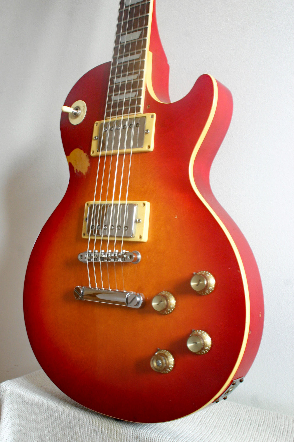 Used Yamaha Studio Lord SL500 Red Sunburst 1979