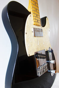 Squier MIJ Silver Series Fat Tele Black 1993/4