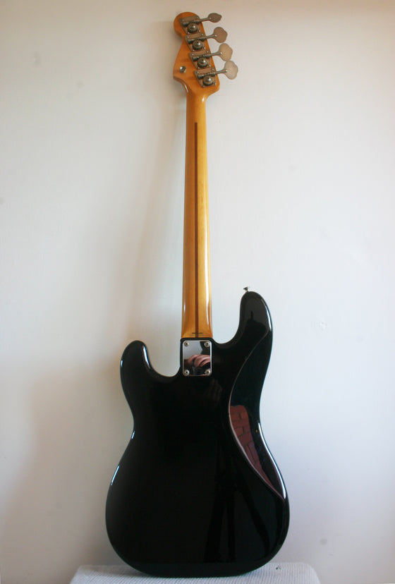 Used Fender Precision Bass '57 Reissue Black