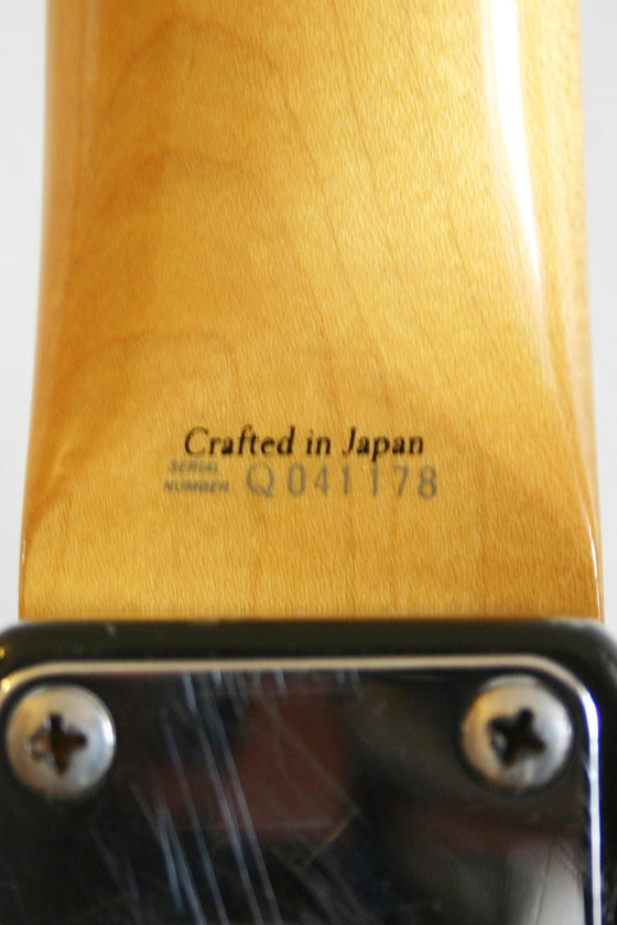 Used Fender Jaguar HH Reissue Kurt Cobain Mods